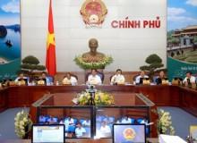 Nghị quyết 35/NQ-CP về phiên họp Chính phủ thường kỳ tháng 5 năm 2014